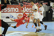 DESCRIZIONE : Hand Coupe Afrique des Nations Homme Maroc Rabat Finale<br /> GIOCATORE : MGANNEM Haykel<br /> SQUADRA : Tunisie<br /> EVENTO : FRANCE Hand CAN<br /> GARA : Algerie Tunisie<br /> DATA :20/01/2012<br /> CATEGORIA : Hand CAN<br /> SPORT : Handball<br /> AUTORE : JF Molliere <br /> Galleria : France Hand 2011-2012 Action<br /> Fotonotizia : CAN Hand RABAT Maroc Finale<br /> Predefinita :
