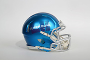 General overall view of Super Bowl LII logo helmet. Super Bowl LII will be the 52nd Super Bowl and the 48th modern-era National Football League championship game. It will decide the league champion for the 2017 NFL season. The game will be played on Sunday, Feb. 4, 2018 at U.S. Bank Stadium in Minneapolis. It is the second Super Bowl in Minneapolis, which previously hosted Super Bowl XXVI in 1992. It will be the sixth Super Bowl in a cold weather city.