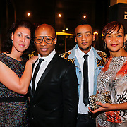 """NLD/Tilburg/20130114 - Premiere Ruth Jaccot """" A Lady on Stage"""", familie Ruth, oa broer Eric"""