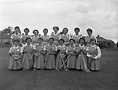1957 Camogie semi-final, Cork vs Dublin.