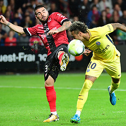 13,08,2017 EA Guingamp and Paris Saint Germain