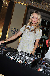 LAURA WHITMORE at the Baileys Spirited Women party at Cafe Royal Hotel, Regent's Street, London on 21st March 2013.