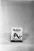 """10/04/1964<br /> 04/10/1964<br /> 10 April 1964<br /> Product shot of Robin Starch packs for Reckitts Ireland, through McConnells Advertising Ltd. The product tagline was """"Robins irons out your washing problems""""."""