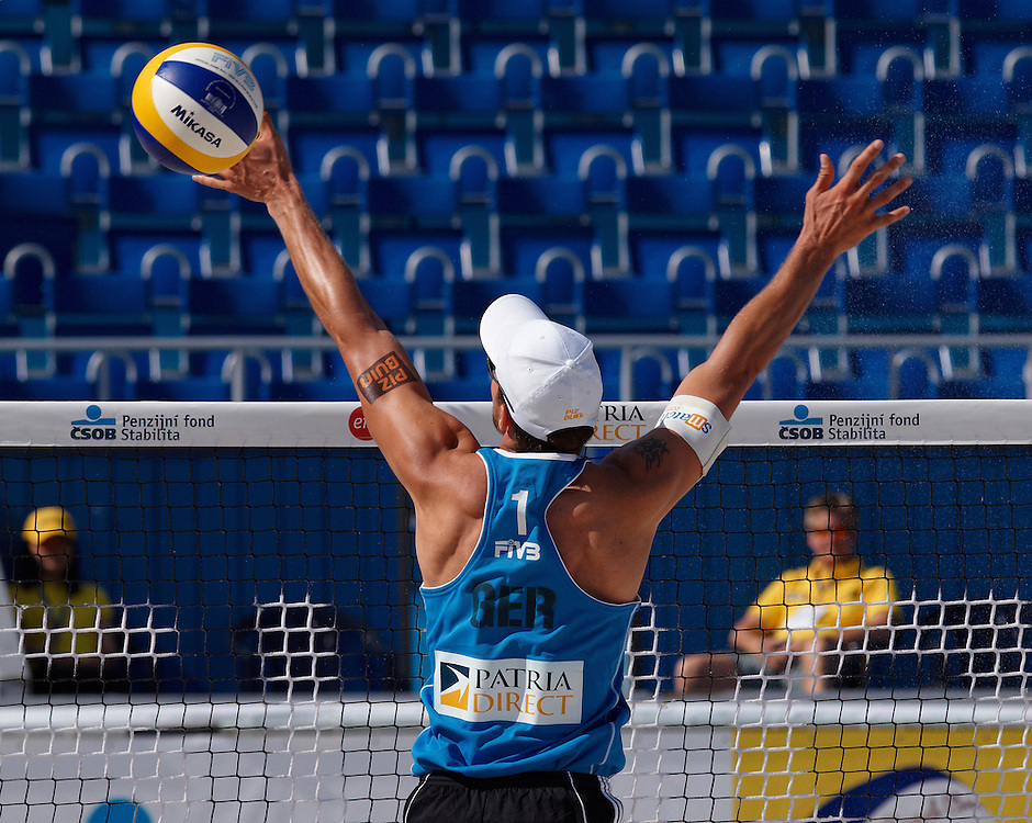 Swatch FIVB Patria Direct Open 2010 - SUI vs GER