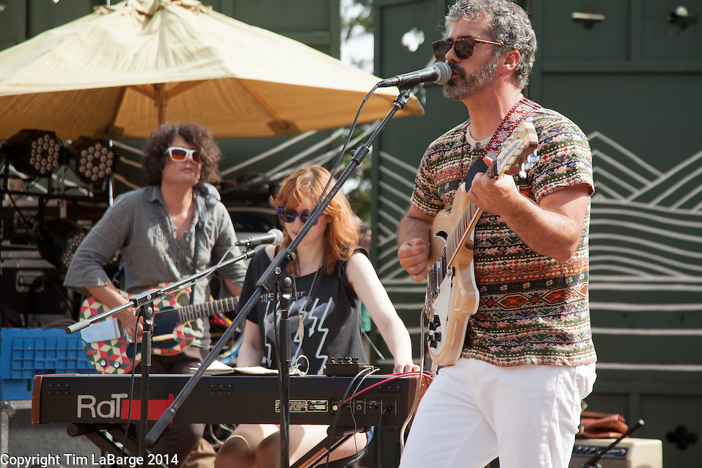Light Fantastic at Huichica Music Festival 2014 held at Gunlach Bundschu Winery in Sonoma, CA. Photo © Tim LaBarge 2014
