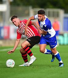 Bristol rovers Mo Bhagdadi - Mandatory by-line: Alex James/JMP - 30/08/2018 - FOOTBALL - Memorial Stadium - Bristol, England - Bristol Rovers U23 v Exeter City U23 - Premier League Cup qualifier