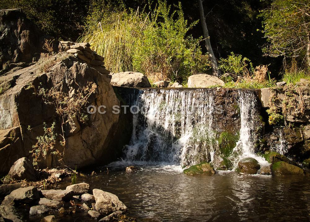 Bouquet Canyon Waterfall