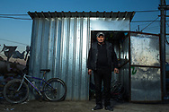 for 15 years had a bicycle shop in qaraqosh and also ran a small farm<br /> 49 year-old Abd Behnam has been living in the Christian refugee camp for two and a half years in camp. They fled their home city of Qaraqosh because of the Islamic State's advance in August, 2014. He runs this bike repair shop for a year, but doesn&rsquo;t get a lot of money from it, he&rsquo;s mostly spending his time as there&rsquo;s no much work. Back in Qaraqosh he had a bicycle shop and ran a small farm.