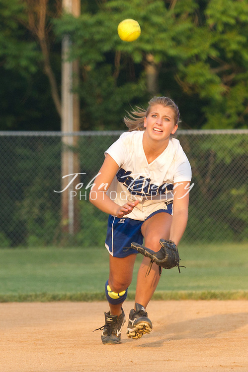 May/26/11:  MCHS Varsity Softball vs Clarke Eagles.  Madison wins 4-3.