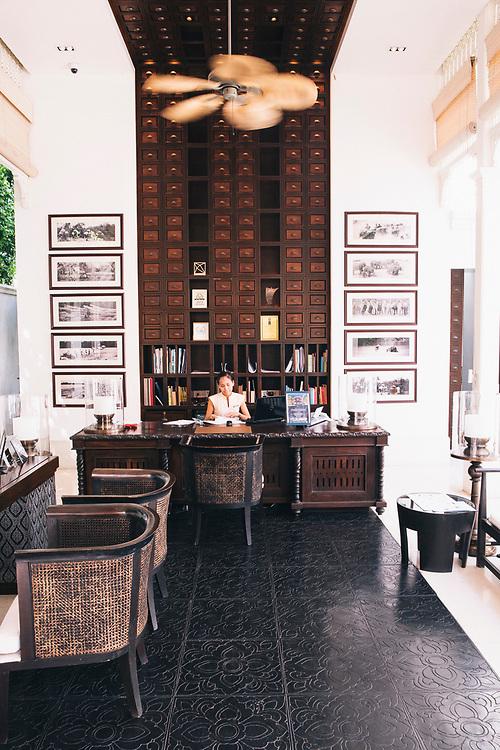 137 Pillar's House hotel, Chiang Mai