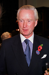 MR JOHN ASPREY a member of the Asprey fine goods family, at a party in London on 8th November 2000.OIW 20