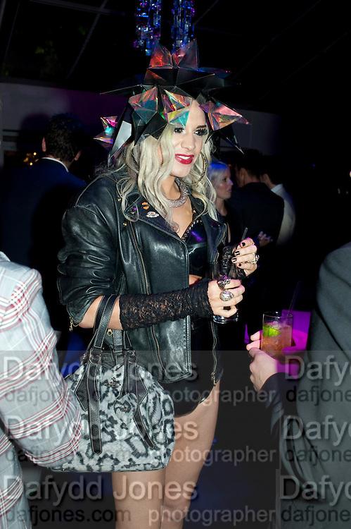 LADY LLOYD, Glamour Women of the Year Awards 2011. Berkeley Sq. London. 9 June 2011.<br /> <br />  , -DO NOT ARCHIVE-© Copyright Photograph by Dafydd Jones. 248 Clapham Rd. London SW9 0PZ. Tel 0207 820 0771. www.dafjones.com.