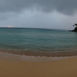 Napili Bay (Panorama), Maui, Hawaii, US