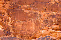 Petroglyphs; Valley of Fire State Park, Nevada