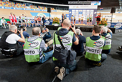 Media, , Pursuit Finals , 2015 UCI Para-Cycling Track World Championships, Apeldoorn, Netherlands