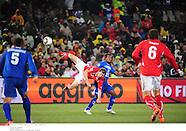2010 World Cup - Switzerland v Honduras