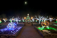 2012 Holiday Lights in Bloom at Orange County Arboretum
