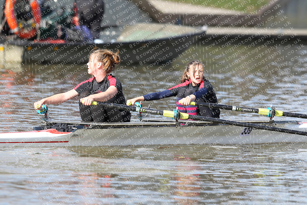 2012.09.29 Wallingford Long Distance Sculls 2012. Division 2. Greater Marlow School Boat Club.