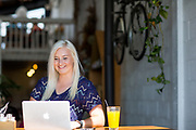 Commercial Photography Felicity Jean Photography  headshots & portraits for Beany Biz Accountants and clinets in their home working environment A New Zealand online accounting firm Beany Biz