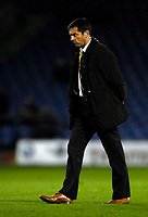 Photo: Jed Wee/Sportsbeat Images.<br /> Burnley v Hull City. Coca Cola Championship. 06/11/2007.<br /> <br /> Hull manager Phil Brown.