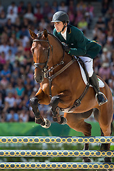 Gabriel Figueiredo Silva Cury, (BRA), Grass Valley - Jumping Eventing - Alltech FEI World Equestrian Games™ 2014 - Normandy, France.<br /> © Hippo Foto Team - Leanjo De Koster<br /> 31-08-14