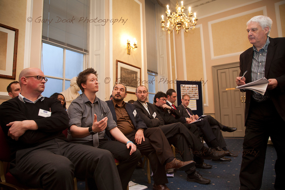 The RSE Young Academy of Scotland.© Gary Doak Photography.http://www.facebook.com/GaryDoakPhotography.