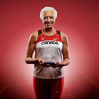 University of Regina Alumnae, Carol LaFayette Boyd (social work) is a master track athlete<br /> and was named the 2018 Female Athlete of the Year by World Masters<br /> Athletics. At 75 years old she competed in the World Masters Athletic<br /> Outdoor Championships in Malaga, Spain, where she won five gold medals<br /> and broke two world records.