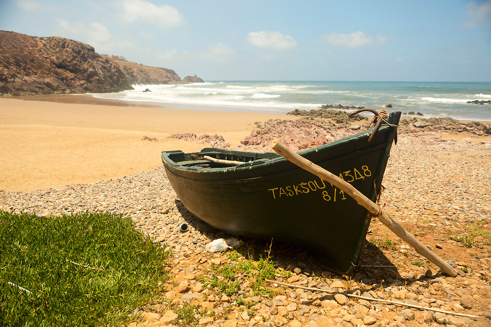 Aftas Beach, Mirleft, Southern Morocco, 2016-05-30.