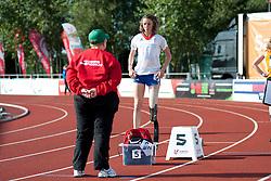Marie-Amelie Le Fur, 2014 IPC European Athletics Championships, Swansea, Wales, United Kingdom