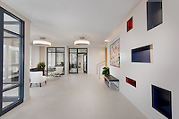 Alexandria VA Interior Image of Jackson Crossing Apartments by Jeffrey Sauers of Commercial Photographics, Architectural Photo Artistry in Washington DC, Virginia to Florida and PA to New England