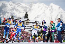 February 21, 2019 - Seefeld In Tirol, AUSTRIA - 190221 Hanna Falk of Sweden competes in women's cross-country skiing sprint quarter final during the FIS Nordic World Ski Championships on February 21, 2019 in Seefeld in Tirol..Photo: Joel Marklund / BILDBYRN / kod JM / 87879 (Credit Image: © Joel Marklund/Bildbyran via ZUMA Press)