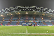 General view of the stadium during the Sky Bet Championship match between Huddersfield Town and Rotherham United at the John Smiths Stadium, Huddersfield, England on 15 December 2015. Photo by Mark P Doherty.