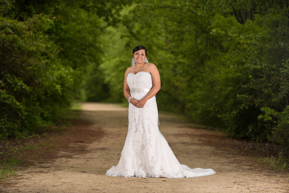 Tara Bridal Portrait | Greenville NC Photographers