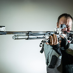 20160604: SLO, Paralympic Games - Slovenian Paralympic Shooting team