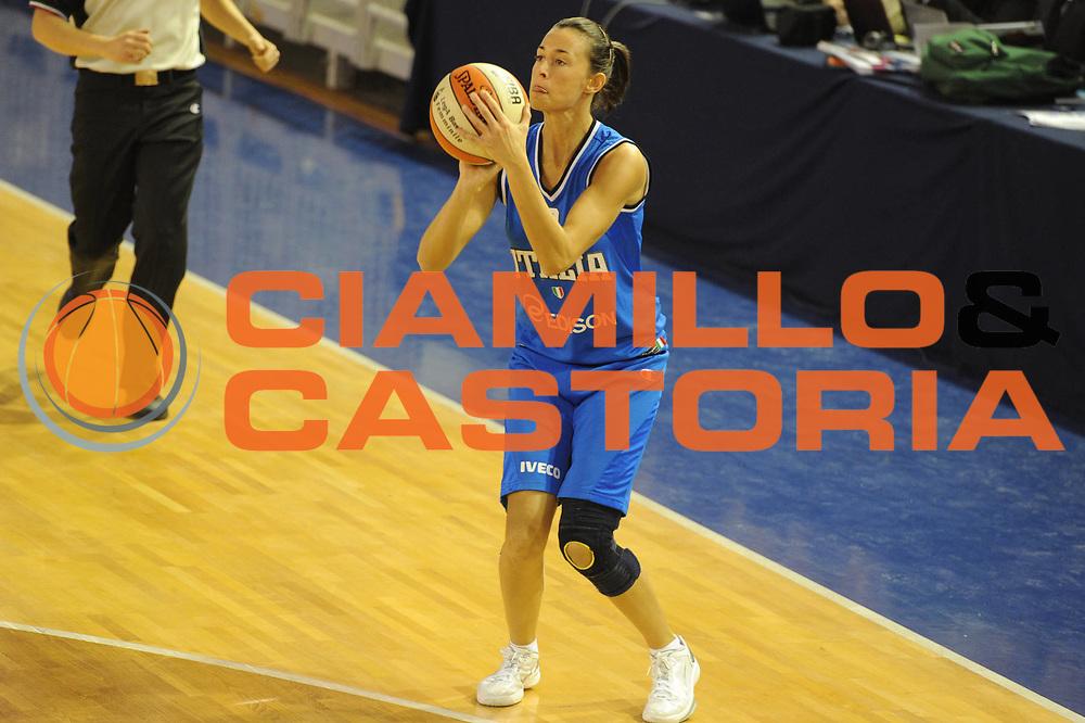 DESCRIZIONE : Parma All Star Game 2012 Donne Torneo Ocme Lega A1 Femminile 2011-12 FIP <br /> GIOCATORE : Francesca Mariani<br /> CATEGORIA : tiro<br /> SQUADRA : Nazionale Italia Donne <br /> EVENTO : All Star Game FIP Lega A1 Femminile 2011-2012<br /> GARA : Ocme All Stars Italia<br /> DATA : 14/02/2012<br /> SPORT : Pallacanestro<br /> AUTORE : Agenzia Ciamillo-Castoria/GiulioCiamillo<br /> GALLERIA : Lega Basket Femminile 2011-2012<br /> FOTONOTIZIA : Parma All Star Game 2012 Donne Torneo Ocme Lega A1 Femminile 2011-12 FIP <br /> PREDEFINITA :