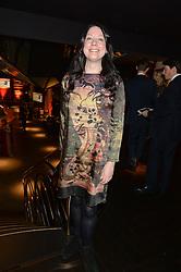 Winner HELEN MACDONALD at the 2014 Costa Book of The Year Awards held at Quaglino's, Bury Street, London on 27th January 2015.  The winner of the Book of The Year was Helen Macdonald for her book H is for Hawk.