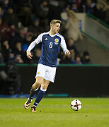 Scotland&rsquo;s Tom Cairney  - Scotland v Canada, friendly international at EasterRoad, Edinburgh.Photo: David Young<br /> <br />  - &copy; David Young - www.davidyoungphoto.co.uk - email: davidyoungphoto@gmail.com