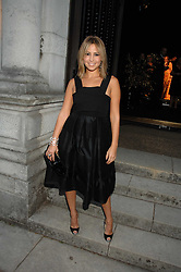 Singer RACHEL STEVENS at the Moet Mirage Evening at Holland Park Opera House, London W8 on 16th September 2007.<br /><br />NON EXCLUSIVE - WORLD RIGHTS