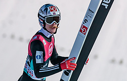 15.03.2018, Granasen, Trondheim, NOR, FIS Weltcup Ski Sprung, Raw Air, Trondheim, im Bild Robert Johansson (NOR) // Robert Johansson of Norway during the 3rd Stage of the Raw Air Series of FIS Ski Jumping World Cup at the Granasen in Trondheim, Norway on 2018/03/15. EXPA Pictures © 2018, PhotoCredit: EXPA/ JFK