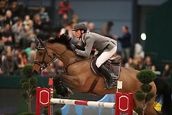 Von Eckermann Henrik, (SWE), Sansibar<br /> Championat of Leipzig<br /> CSIO Leipzig 2016<br /> © Hippo Foto - Stefan Lafrentz