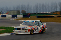 #22 Jonathan Palmer BMW Team Finance BMW M3  during Round 1of the 1991 British Touring Car Championship at Silverstone, Towcester, Northamptonshire, United Kingdom. 1st April 1991, World Copyright Peter Taylor/PSP. Copy of publication required for printed pictures.