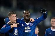 Everton v Chelsea 120316
