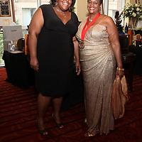 Myllissa Ampadu, Honoree Brenda McDuffie