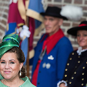 NLD/Maastricht/20140830 - Festivities on the occasion of the 200th jubilee of the Kingdom of the Netherlands in Maastricht - 200 Jaar Koninkrijk der Nederlanden, Groothertogin Maria Teresa van Luxemburg