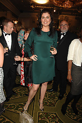 TV presenter AMANDA LAMB at the Galaxy British Book Awards 2007 - The Nibbies held at the Grosvenor house Hotel, Park Lane, London on 28th March 2007.<br /><br />NON EXCLUSIVE - WORLD RIGHTS