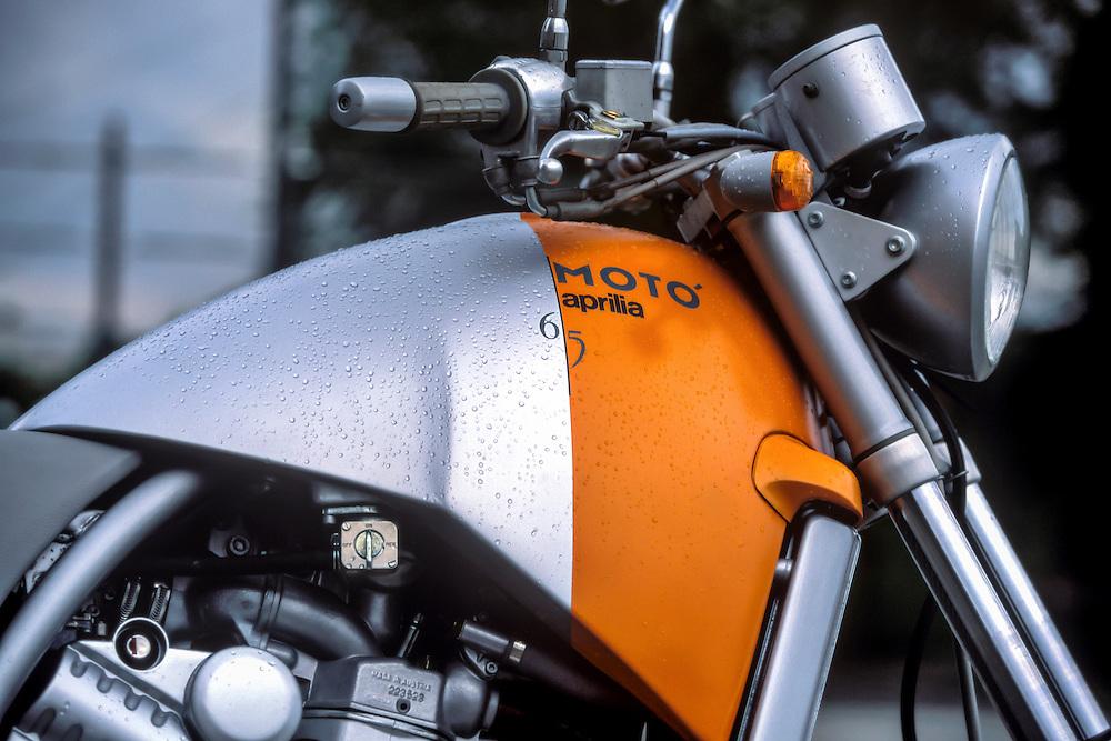 Aprilia Moto 6.5 designed by Stark