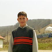 kosovan boy.