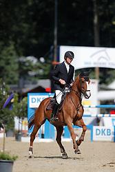 Goodin, Bruce (NZL) Chagrannus<br /> Paderborn - Paderborn Challenge 2016<br /> © www.sportfotos-lafrentz.de