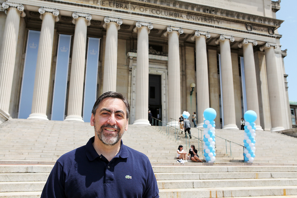 "Chris Tahbaz '86 L '90..""Don't miss the midnight bike ride with Professor Ken Jackson.""..""Enjoy it, college is a great four years that you'll never have again and different from anything you'll ever do."""