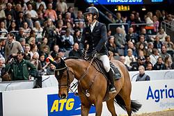 Alvarez Aznar Eduardo, ESP, Rokfeller de Pleville Bois Margot<br /> LONGINES FEI World Cup™ Finals Gothenburg 2019<br /> © Hippo Foto - Stefan Lafrentz<br /> 05/04/2019